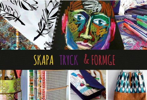 Skapa, Tryck & Formge!